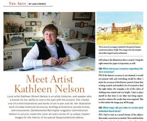 K Nelson QB article