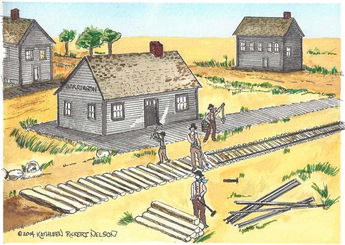 Chapter 5 - Iron Roads, Iron Horses